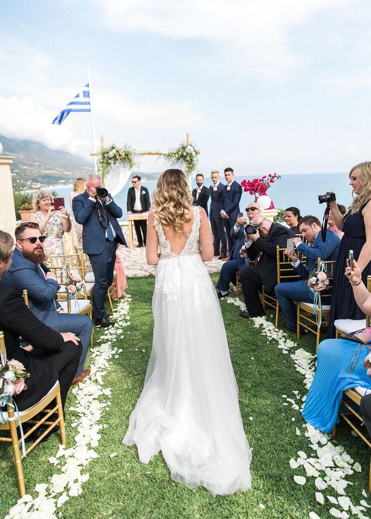 kefalonia wedding Coordinator: Cleopatra's Weddings