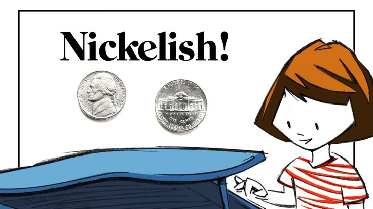 """""""Nickelish"""" Coin-Counting Nickel Song (Skip Counting by 5s)"""