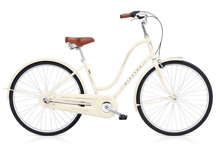 Ретро велосипед Electra Amsterdam Original 3ipink купить, цена 45 000 р.