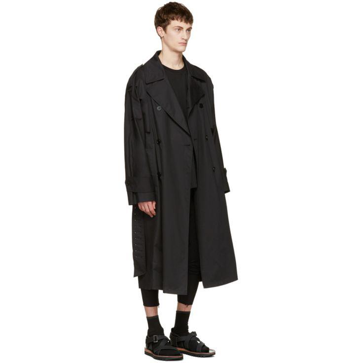 Versace Underwear - ブラック パネル レギンス
