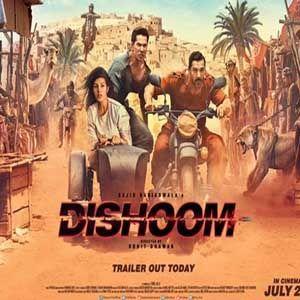 Dishoom, Pritam Chakraborty, John Abraham, Varun Dhawan, Akshaye Khanna, Jacqueline Fernandez