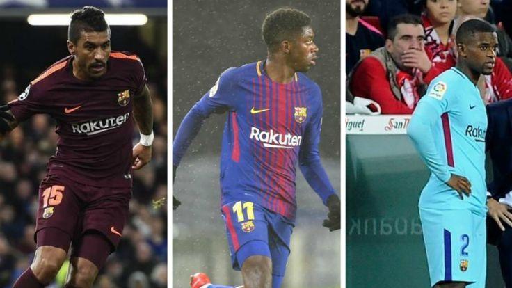 FC Barcelona: Los fichajes del Barcelona no arrancan   Marca.com http://www.marca.com/futbol/barcelona/2018/02/22/5a8db1c922601dc1578b4583.html