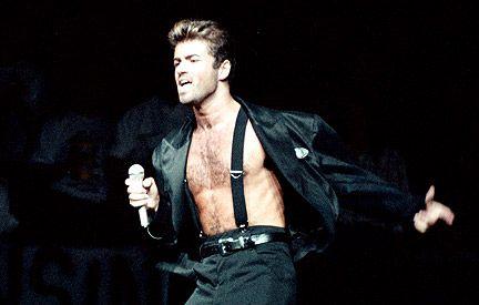 George Michael 1987