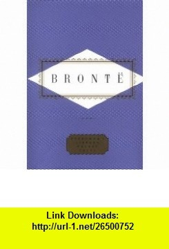 Emily Bronte Poems (Everymans Library Pocket Poets) (9780679447252) Emily Bronte , ISBN-10: 0679447253  , ISBN-13: 978-0679447252 ,  , tutorials , pdf , ebook , torrent , downloads , rapidshare , filesonic , hotfile , megaupload , fileserve