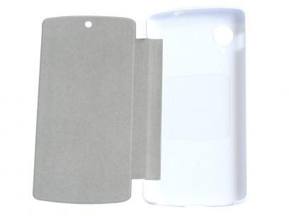 Capa Protetora Quick Cover para Nexus 5 - LG com as melhores condições você encontra no Magazine Raimundogarcia. Confira!