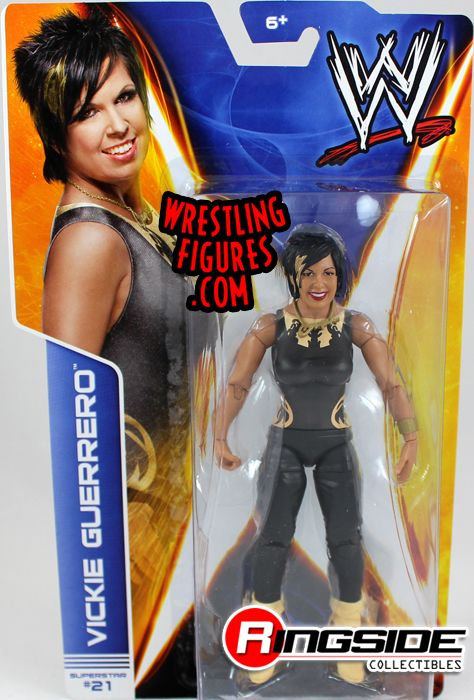 Vickie Guerrero - WWE Series 38 | Ringside Collectibles
