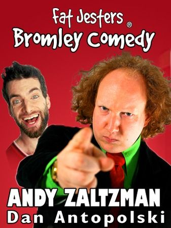 Stand up Comedy @ Churchill Theatre Studio (High Street Bromley, Bromley BR1 HA, United Kingdom). On Saturday March 29, 2014 At 8:00pm till 11:00 pm. Great Stand up Comedy. Category: Arts | Performing Arts | Comedy. Artists: andy zaltzman, Dan Antopolski, Abi Roberts, John Smith. Price: £12.50. URLs: YouTube - http://atnd.it/7255-6, YouTube - http://atnd.it/7255-5, Twitter - http://atnd.it/7255-3, Facebook - http://atnd.it/7255-2, Tickets - http://atnd.it/7255-1, Booking…