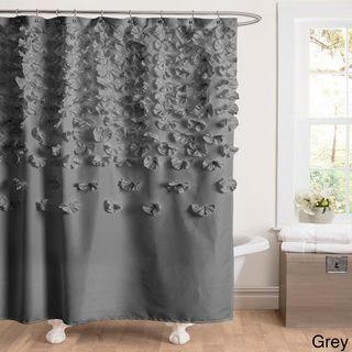 Lush Decor Lucia Shower Curtain | Overstock.com Shopping - Great Deals on Lush Decor Shower Curtains