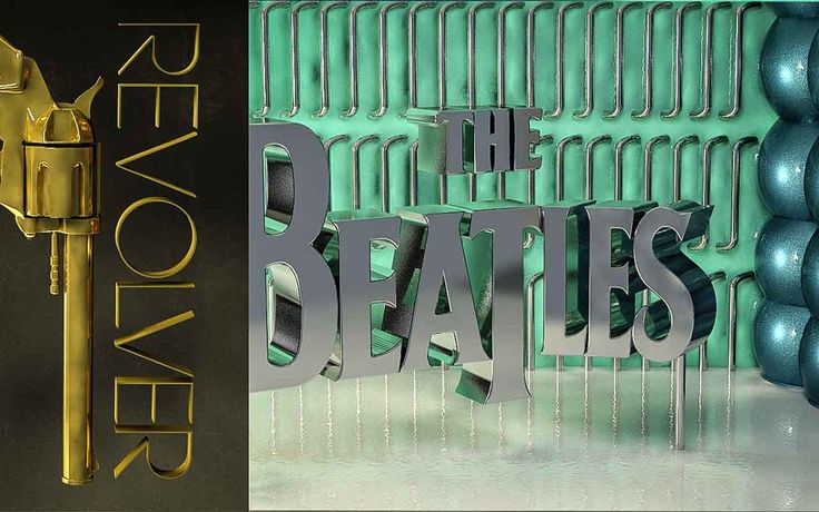 Revolver -The Beatles