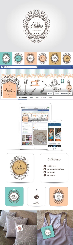 logo + cartão + tags + mídias sociais || 2014 • Curitiba/PR