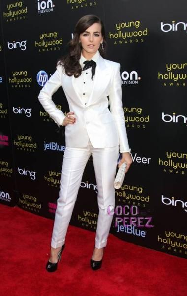 Tom Ford.: Toms Ford, Men Suits Style, Girls Generation, Work Lady, Camilla Belle, Girls In Tuxedos, White Suits, Mens Suits Style, Style Tips