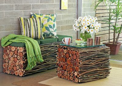 How to make bush furniture - Better Homes and Gardens - Yahoo! New Zealand