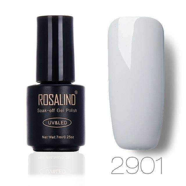 7Ml Gray Color Series Uv Led Soak-Off Gel Nail Polish For Nail Gel Polish Art Fa…
