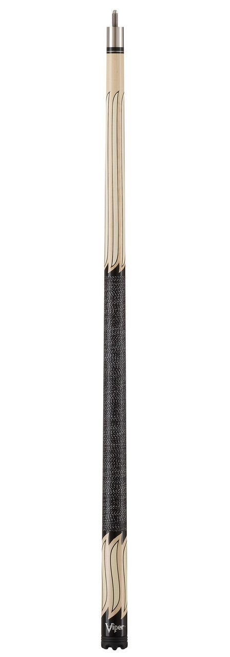 Sinister Series Cue with White Stripe Design