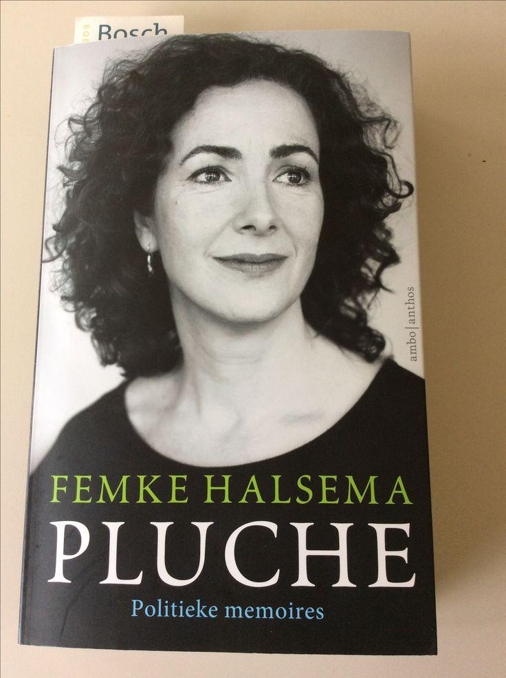 Interessant inkijkje in het leven van een politica. Femke spaart zichzelf niet maar beschrijft haar beginnersfouten, miskleunen en twijfels. Hoe ze, heel idealistisch, haar kinderen op een zwarte school doet, maar ze er een paar jaar later ook weer afhaalt. En uiteraard een mooi overzicht van recente Nederlandse, politieke geschiedenis.
