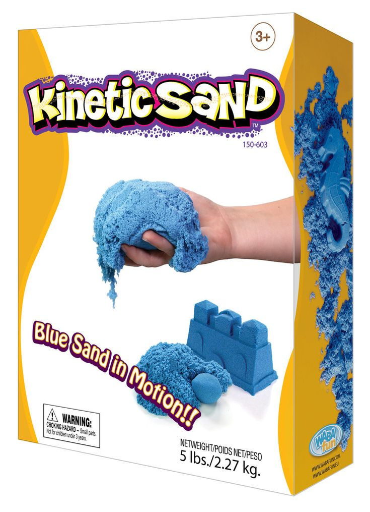 The Therapy Store - Kinetic Sand – Colour