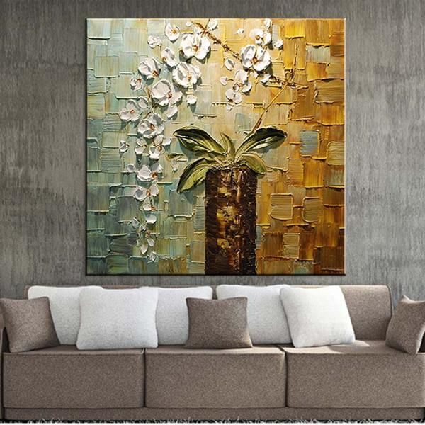 Picture Color White Orchid Colored Bones  Hand-painted modern home decor room hall wall art picture white orchid flower thick colors palette knife oil painting on canvas  Price $50 - $160  ☑FREE SHIPPING ☑Limited Edition! 40% Discount.  ❗If you need help, please contact us online to help you❗  Whatsapp ☎ 829-515-8181  #art #illustration #drawing #draw #picture #artist #sketch #sketchbook #paper #pen #pencil #artsy #instaart #beautiful #instagood #gallery #masterpiece #creative #photooftheday…