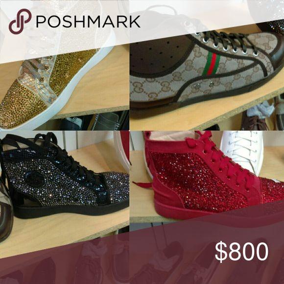 Louis Vuitton & Gucci New Designer shoes gu?ci Shoes Flats & Loafers
