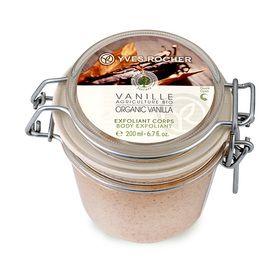ลดราคา Yves Rocher Plaisirs Nature Body Exfoliant Vanilla 200ml สครับขัดผิวกาย กลิ่นวานิลา ช่วยทำความสะอาดผิว ขจัดเซลล์ผิวที่เสื่อมสภา