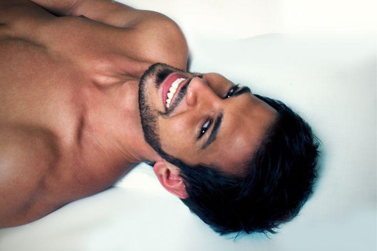 #smile #model #male #arab