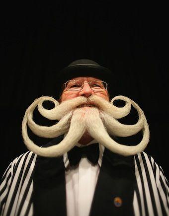 European Beard and Moustache Championship!