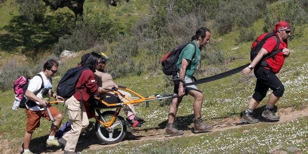 España: Iniciativa de la Fundación Global Nature ofrece a los discapacitados la oportunidad de adentrarse en numerosos espacios naturales - http://verdenoticias.org/index.php/blog-noticias-medio-ambiente/303-espana-iniciativa-de-la-fundacion-global-nature-ofrece-a-los-discapacitados-la-oportunidad-de-adentrarse-en-numerosos-espacios-naturales