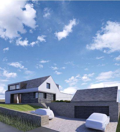 bridge architects   projects   0149 Derbyshire Passivhaus