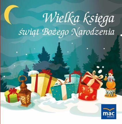 Wielka Księga Świąt Bożego Narodzenia - Ceny i opinie - Ceneo.pl