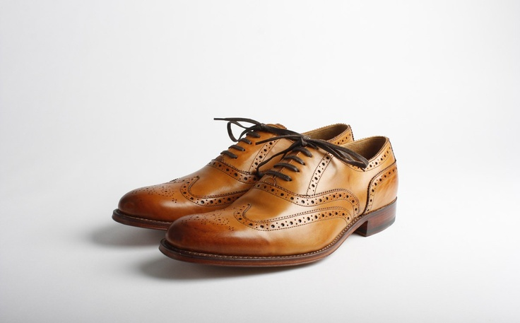 Grenson Shoes - Dylan......English country brogues...cool