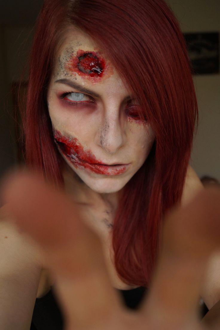 Zombie makeup Zombie fx
