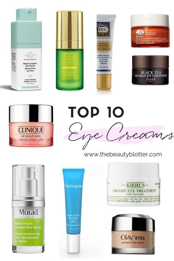 I Am Sharing My Top 10 Favorite Eye Creams You Should Try Including Drugstore Luxury And Non Toxic Ve Anti Aging Skin Products Skin Care Anti Aging Skin Care