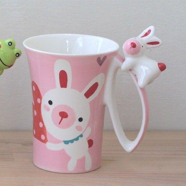 Unusual Coffee Cups Part - 38: Joe Coffee, Coffee Cups, Kitchen Stuff, Cupboard, Teapots, Rabbits, Mugs,  Shots, Bunnies