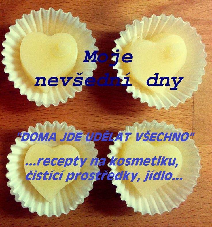 Výroba domácí kosmetiky, přírodní kosmetika, recepty, návody - Domácí kosmetika.eu