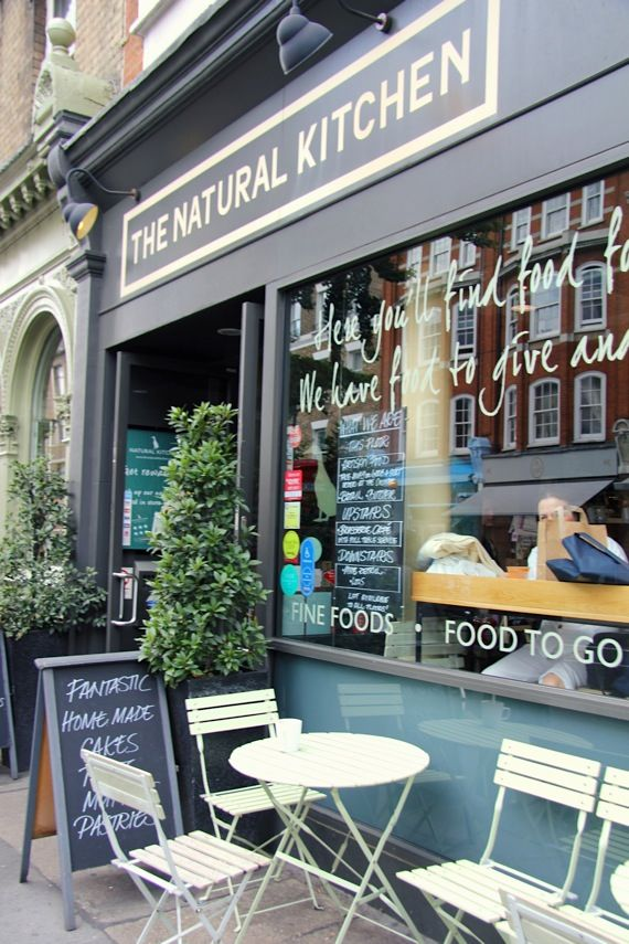 Food and Cook by trotamundos » Restaurantes en Londres: The Natural Kitchen, LONDON