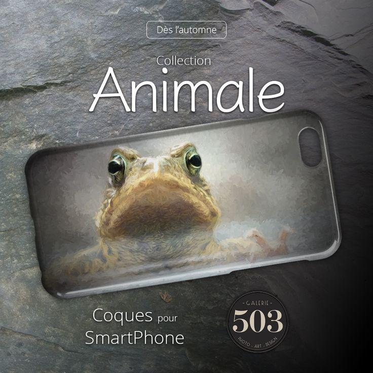 """Nos coques de notre collection """"Animale"""" pour SmartPhone. (Smartphone Cases)"""