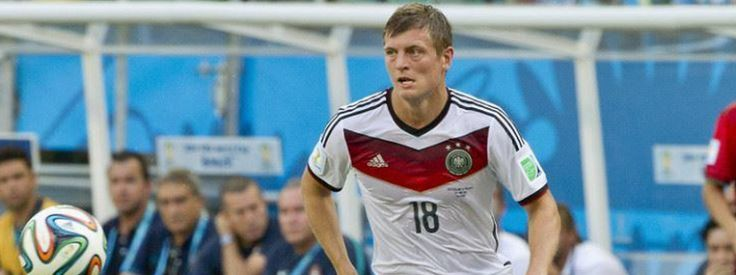 Toni Kroos Takes First Step to Leave 2012′s Italy Game Behind   Bundesliga Fanatic