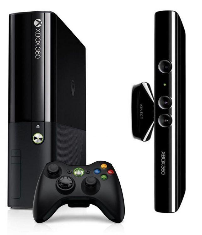 Xbox 360 4GB Xone design + Kinect | W sklepie Playstacja.pl