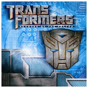 Transformers Luncheon Napkins