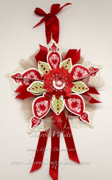 Keep Sake Ornament Set made out of paper (minus the ribbon): Paper Ribbons Ornaments, Christmas Cards, Christmas Crafts, Cards Ideas, Crafts Ideas, Christmas Ornaments, Ornaments Keepsake, Ornaments Ideas, Paper Crafts
