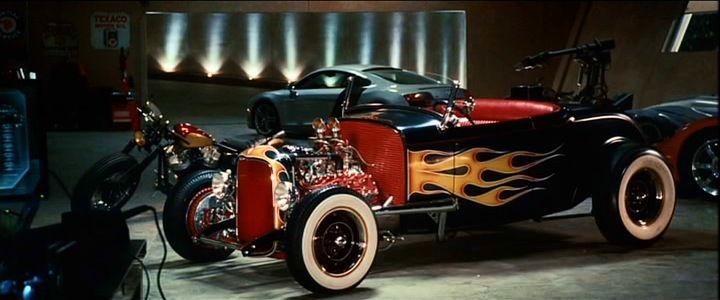 Stark Auto Sales >> Tony Stark's Hot Rod | Movie/TV vehicles | Pinterest | Iron man movie, Models and Cars