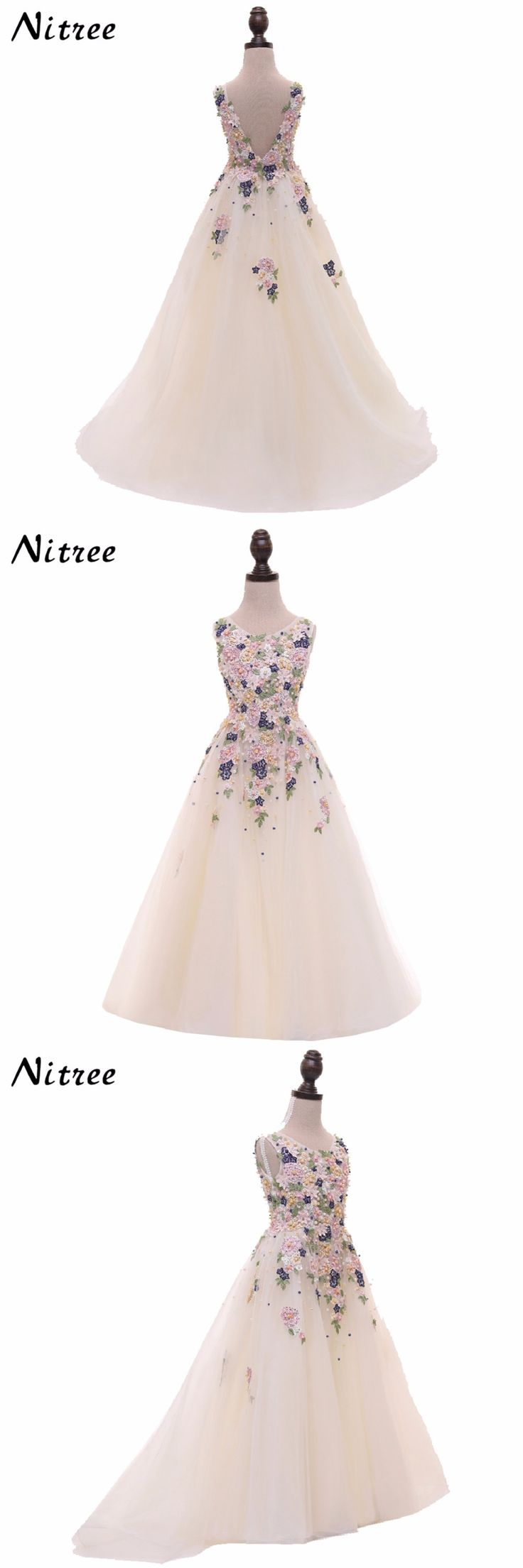 Colorful Flower Girl Dresses For Weddings 2017 Ball Gown Kids Evening Gowns Graduation First Communion Dresses For Girls Glitz
