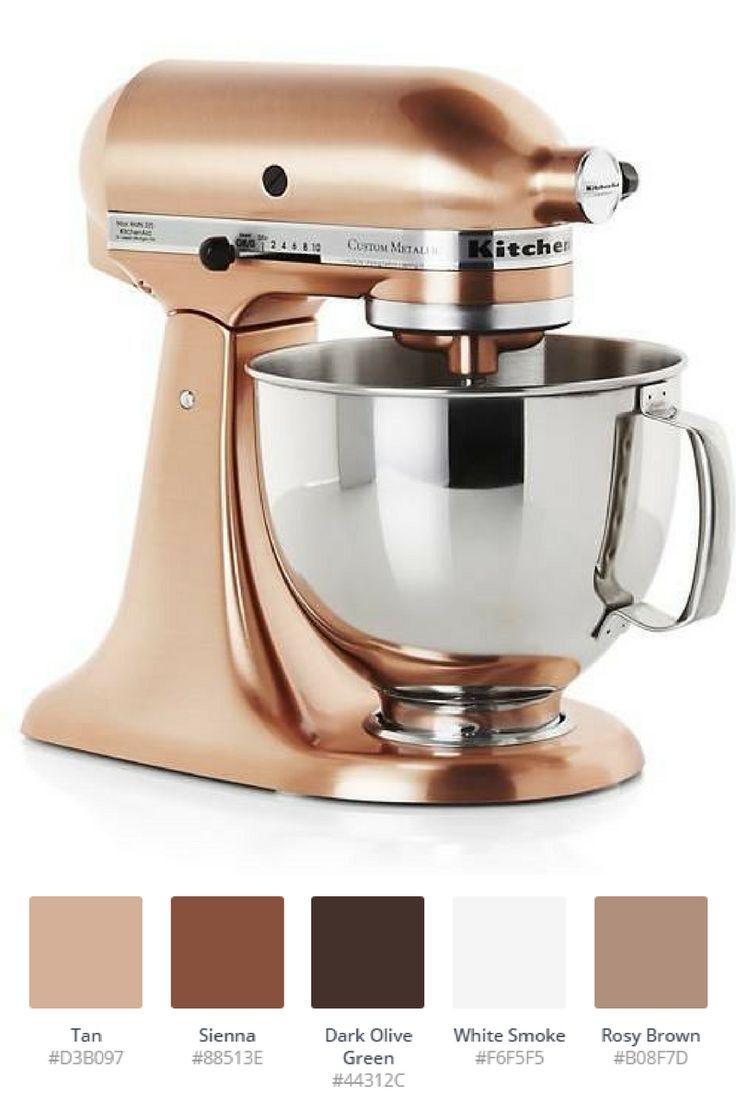 Top Kitchenaid Stand Mixer Color Combinations Kitchen Aid