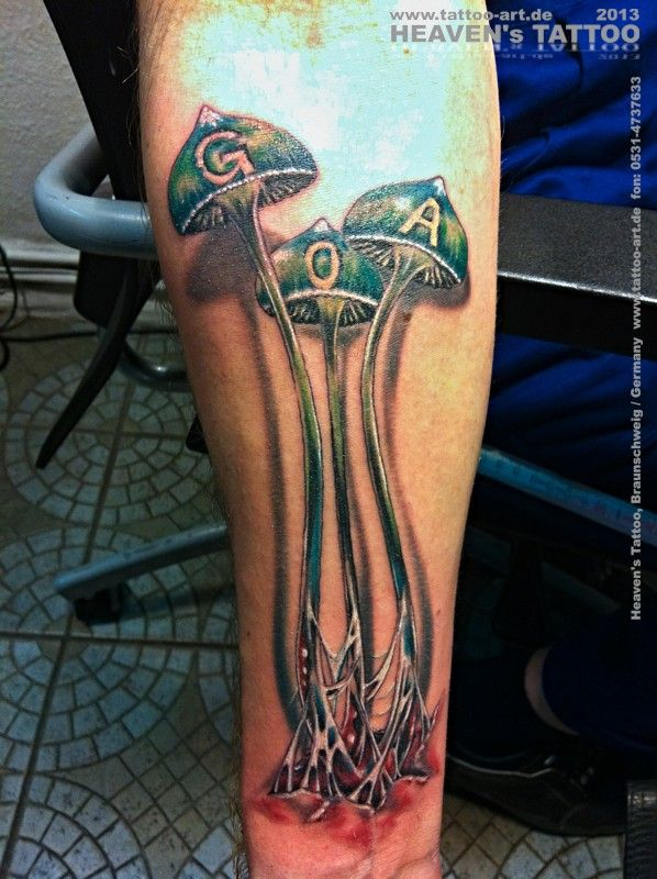 GOA Tattoo.  http://www.tattoo-art.de