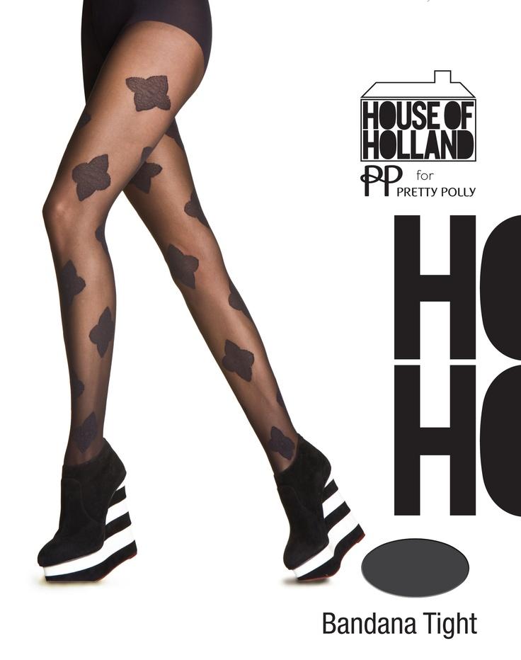 House of holland AV2 Bandana tight €9.95
