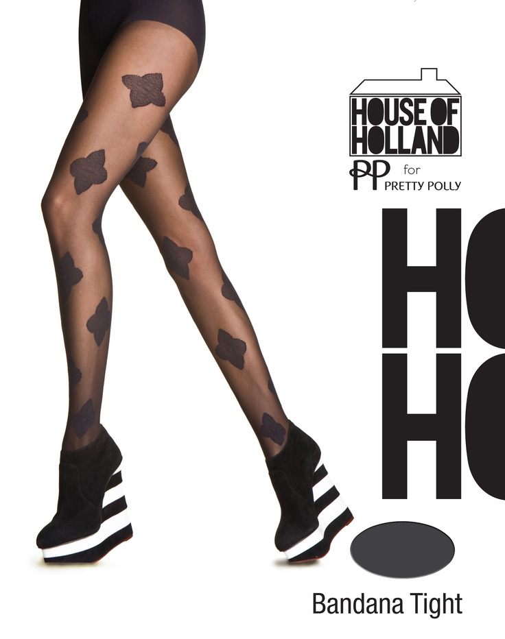 House of holland AV2 Bandana tight €9.95