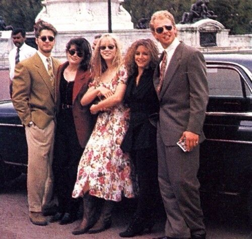 Beverly Hills 90210 Cast