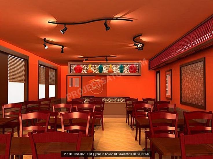 Indian restaurant design restaurants pinterest - Indian restaurant interior design ...