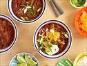 Dragon's Breath Chili Recipe : Guy Fieri : Food Network