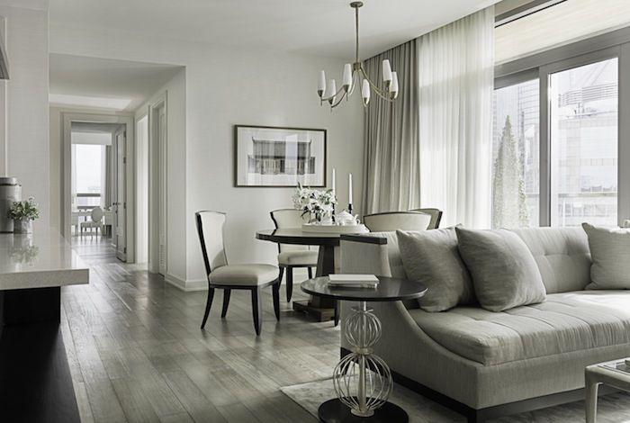 Grey Monochromatic Living Rooms Pinterest Monochromatic Room And Beige Living Rooms