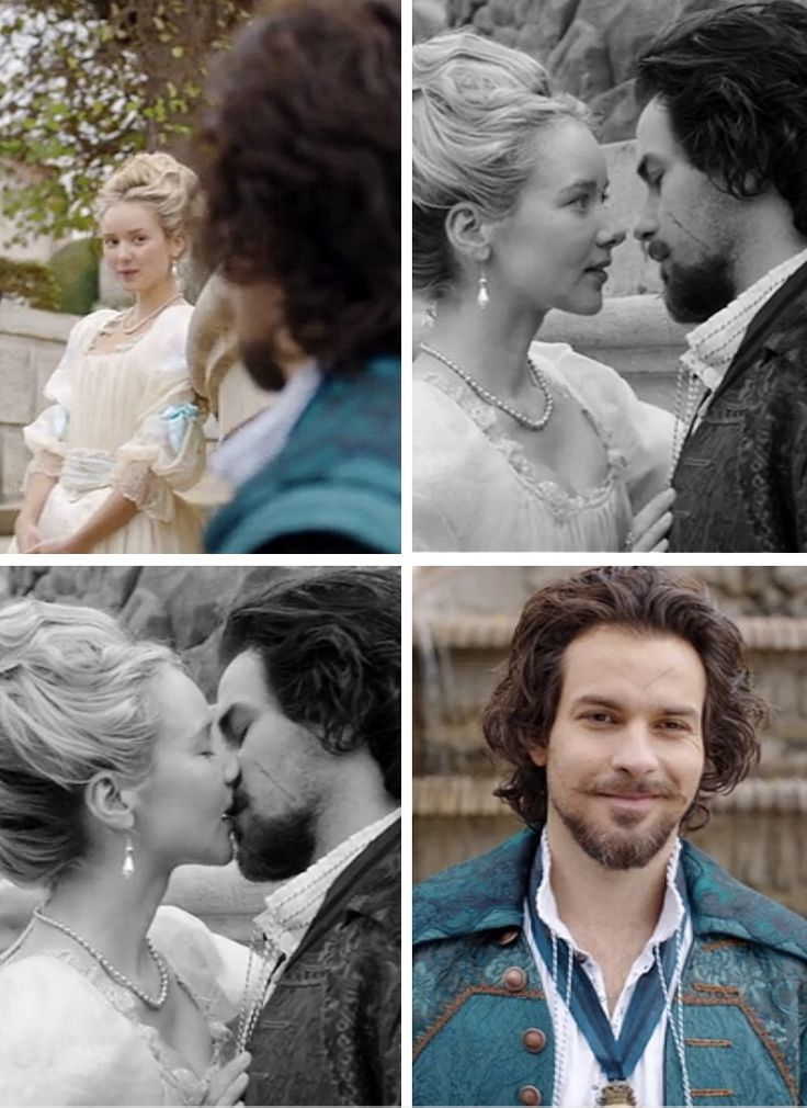 The Musketeers - Series III (Anne & Aramis) *Spoilers obviously*